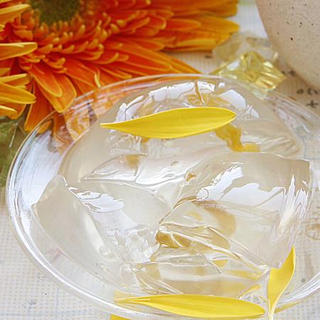 果冻玫瑰/茉莉/菊花 云南鲜花食品