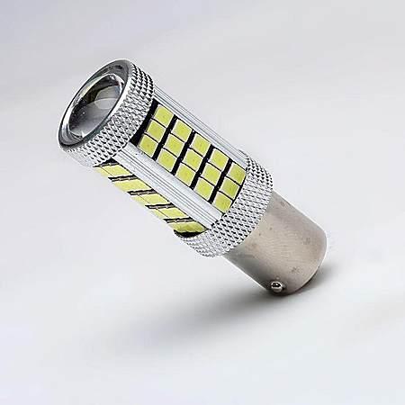 质诺汽车改装LED灯刹车灯转向灯倒车灯20W高亮