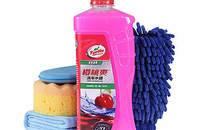 龟牌洗车水蜡汽车超洗车液工具车用品套装