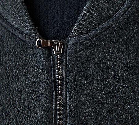 面料廓型短夹克外套 小众设计师秋季新款