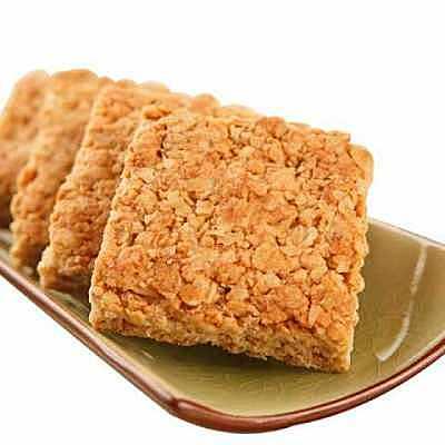 燕麦饼干低卡低脂饱腹代餐健康零食无糖食品