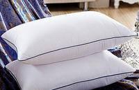 枕芯可水洗羽丝枕头