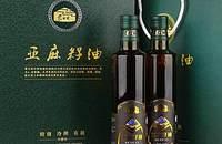 蒙谷香亚麻籽油