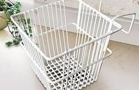 厨房沥水架洗碗刷抹布挂篮