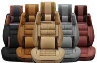 冬季汽车座套 全包短毛绒保暖座垫