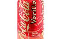 美国原装进口 可口可乐汽水 香草味 碳酸饮料