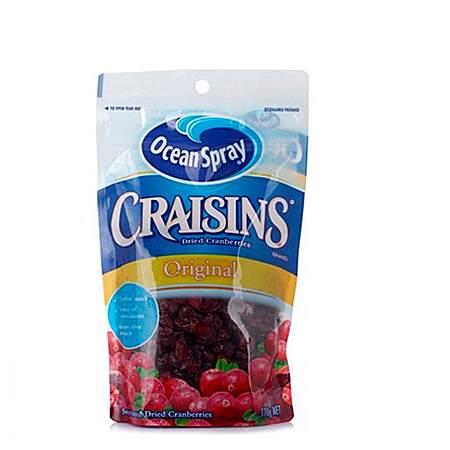 美国进口果干 优鲜沛原味蔓越莓干