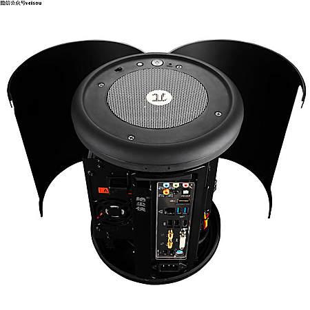 i3 4170迷你时尚家用办公游戏台式组装电脑主机