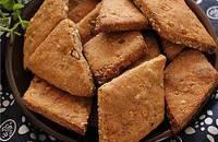 全麦红豆饼干