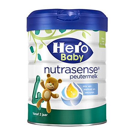 荷兰Hero baby白金版奶粉4段700g