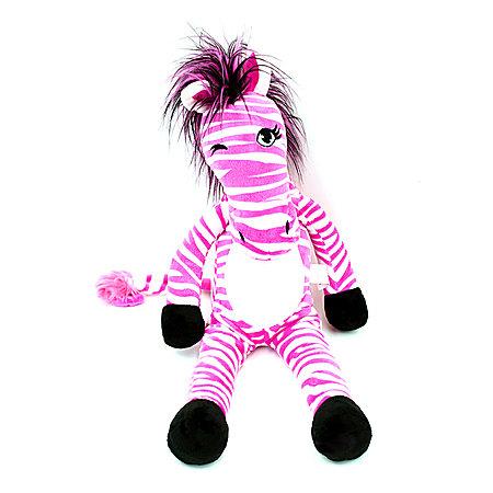 香薰斑马公仔毛绒娃娃玩具生日礼物送女友