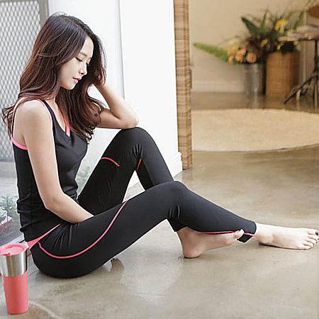修身显痩最新韩版瑜伽服健美健身运动服
