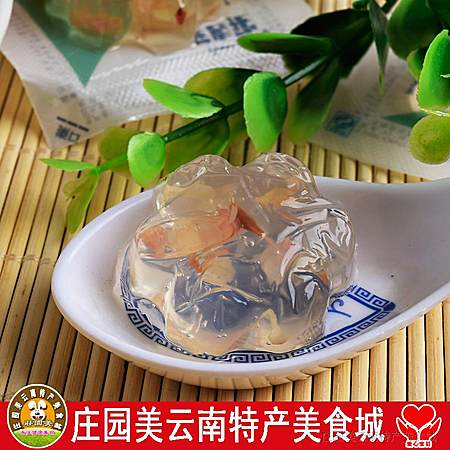 云南特产 甜馨牌猫哆哩花齿轮茉莉花派 魔芋派