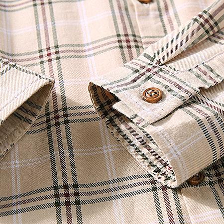 韩版纯棉衬衫