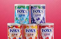霍士水晶糖什锦味200g 印尼进口糖果 水果味硬糖