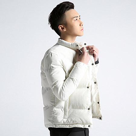 秋冬季青少年修身棉服