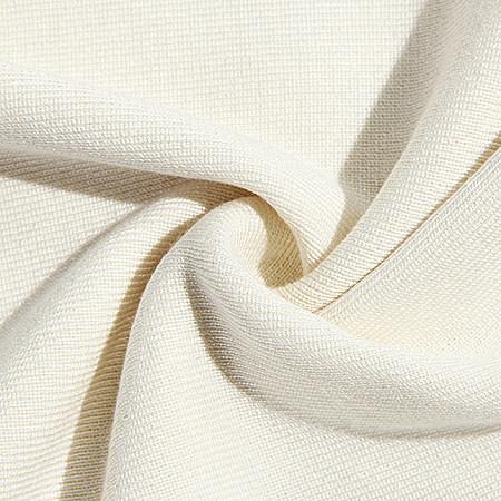 纯色圆领镂空露肩长袖短款打底针织衫