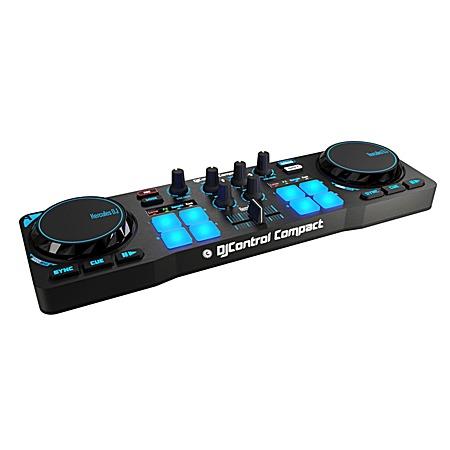 便携式DJ打碟机