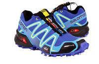 Salomon薩洛蒙 女款越野跑鞋 SPEEDCROSS 3 CS