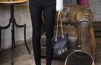 女装百搭包臀休闲裤长裤子