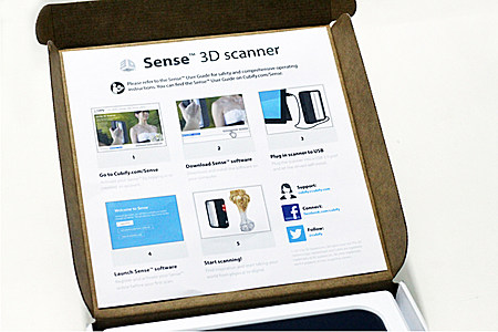 手持3D扫描仪
