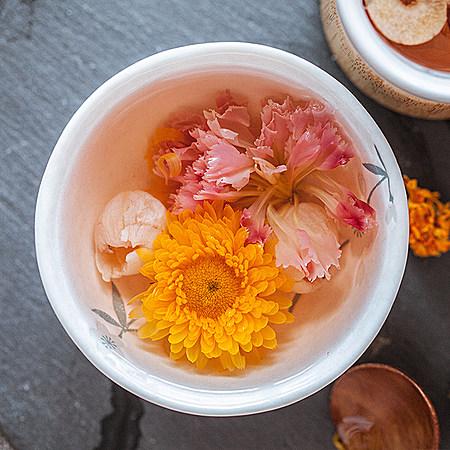 殷宜燕的窝 千日红玫瑰茶包