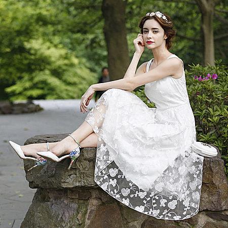 西拉朵2016春夏新款女装优雅