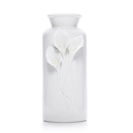 现代简约陶瓷台面花瓶