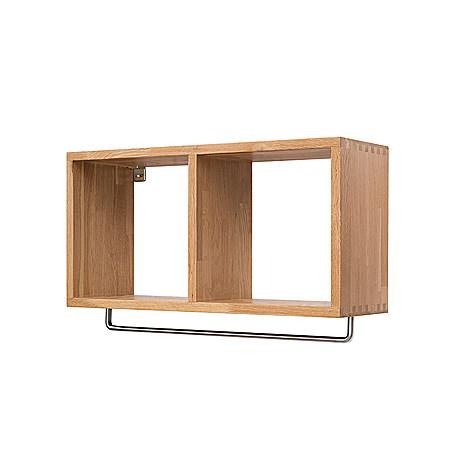 橡木厨房置物架