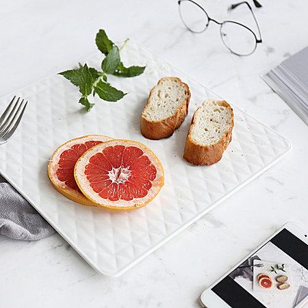 北欧几何陶瓷面包板