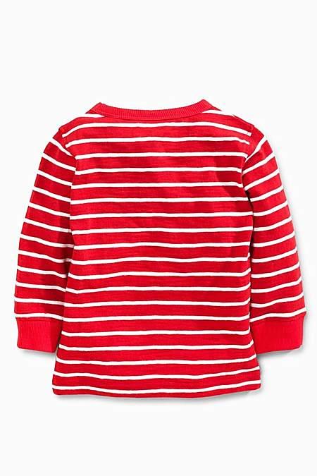 Next男童圣诞老人条纹T恤