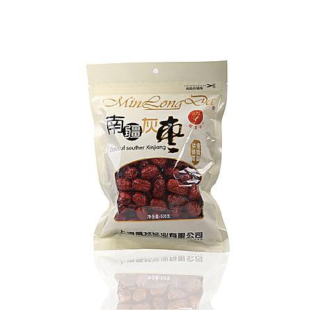 限时特价 新疆特产灰枣 闽龙达灰枣500g