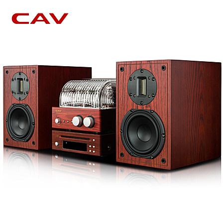 CAV经典胆机hifi音箱