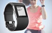 Fitbit Surge HR GPS测量心率运动智能睡眠手表