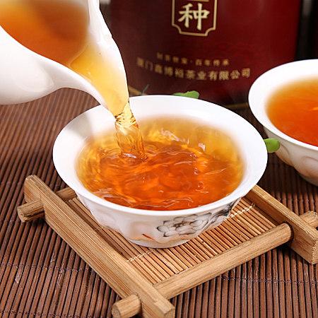 正山小种红茶茶叶散装礼盒罐装袋装红茶