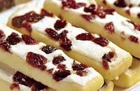 蔓越莓曲奇饼干 手工健康下午茶休闲零食