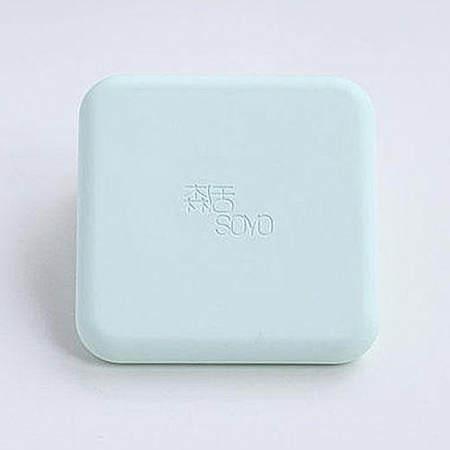 创意硅藻土吸水除臭皂盒