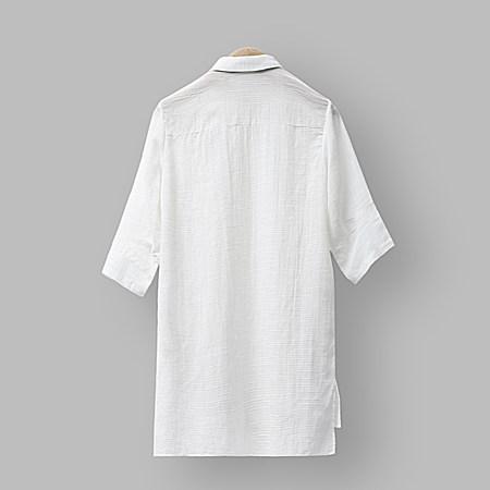 新品女装棉质翻领衬衫