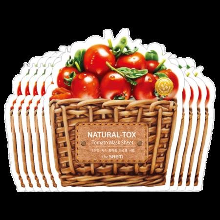 得鲜温和果素番茄面膜