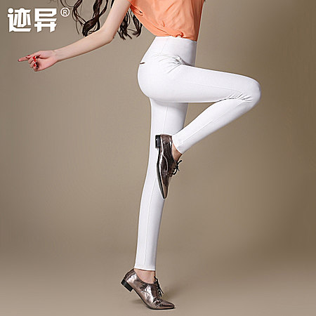 打底裤春夏外穿显瘦白色小脚裤铅笔裤薄款