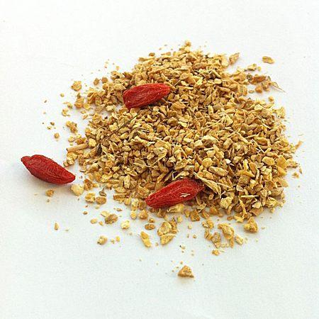 暖气血枸杞姜茶 搭配红糖 暖宫暖胃 缓解痛经