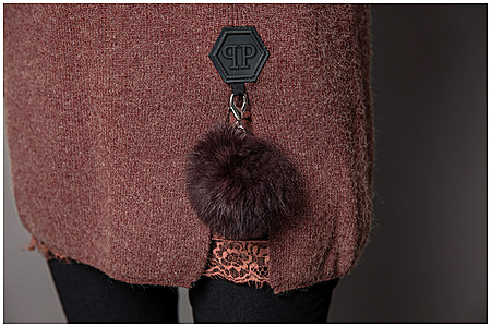 蕾丝衫背心两件套