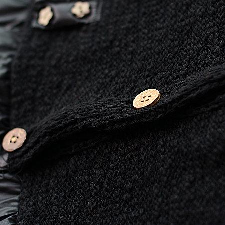 拼接撞色 保暖棉衣