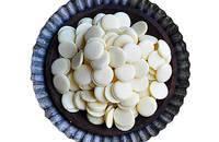 丝滑奶香 白巧克力币