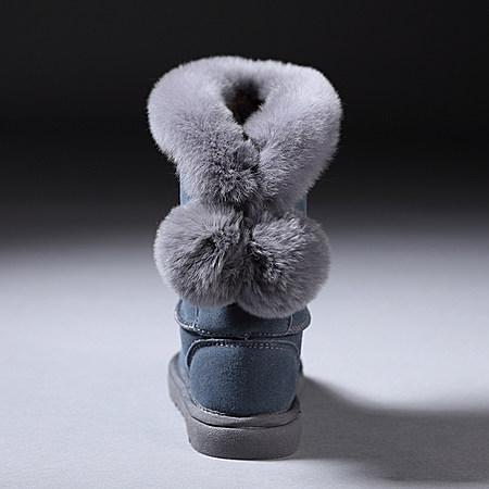 ttypetshow 女童雪地靴