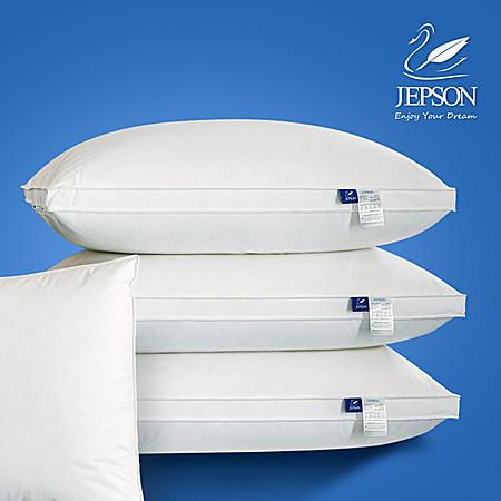 吉柏圣五星酒店枕头枕芯全棉面料特价一对拍2