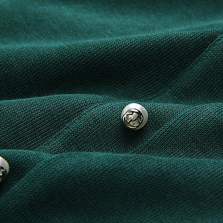 露肩刺绣针织连衣裙