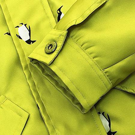 男童冬季个性保暖外套