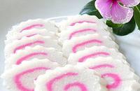 配泡面火锅绝佳的鱼肉圈,可不是棉花糖哦