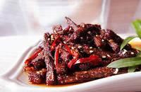 食一味私房菜 四川冷吃牛肉
